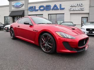 Used 2015 Maserati GranTurismo Sport Coupe 454 HP. ONLY 11 K . for sale in Ottawa, ON