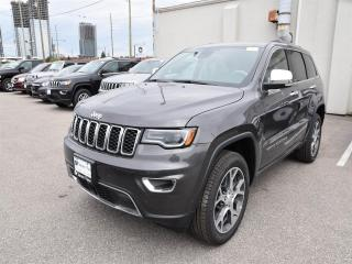 New 2019 Jeep Grand Cherokee Limited for sale in Concord, ON