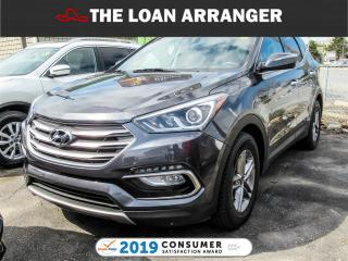 Used 2018 Hyundai Santa Fe SPORT for sale in Barrie, ON