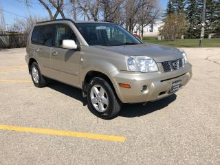Used 2006 Nissan X-Trail XE Sunroof / Heated Seats / New Clutch! for sale in Winnipeg, MB