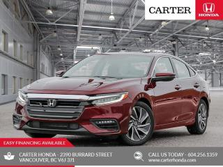 New 2019 Honda Insight Touring for sale in Vancouver, BC