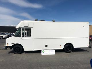 Used 2008 Freightliner M2 MT45 18' WALK IN VAN/FOOD TRUCK? for sale in Langley, BC