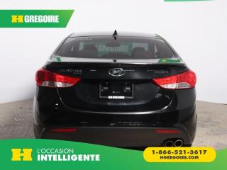 Used 2013 Hyundai Elantra GLS A/C GR ELECT for sale in St-Léonard, QC
