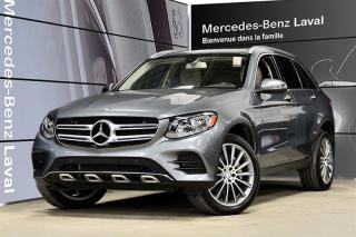 Used 2017 Mercedes-Benz GLC 300 Cert. Awd for sale in Laval, QC