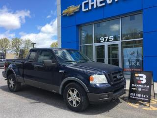 Used 2005 Ford F-150 FX4 SUPERCAB 4WD for sale in Gatineau, QC