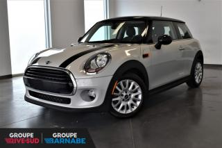 Used 2016 MINI Cooper PREMIUM TOIT-PANO+CUIR+++ for sale in St-Jean-Sur-Richelieu, QC