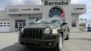 Used 2009 Jeep Compass JEEP COMPASS NORTH EDITION 2009 4X4 for sale in Napierville, QC