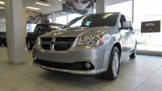 Used 2019 Dodge Grand Caravan SXT PREMIUM PLUS BLUETOOTH + DVD + NAVIG for sale in Napierville, QC