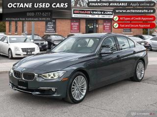 Used 2013 BMW 328 i xDrive VERY LOW KM! 1 Owner! AWD! for sale in Scarborough, ON
