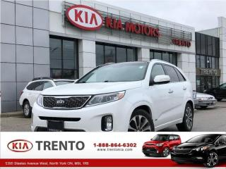 Used 2014 Kia Sorento SX|Navigation|7-Seat|PnoRoof|One Owner|19alloys| for sale in North York, ON