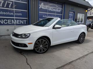 Used 2015 Volkswagen Eos édition Wolfsburg for sale in Boisbriand, QC