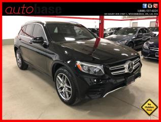 Used 2016 Mercedes-Benz GL-Class GLC300 INTELLIGENT DRIVE PREMIUM PLUS SPORT BURMESTER for sale in Vaughan, ON