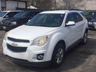 Used 2010 Chevrolet Equinox for sale in Scarborough, ON