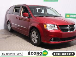 Used 2011 Dodge Grand Caravan CREW A/C GR ÉLECT for sale in St-Léonard, QC