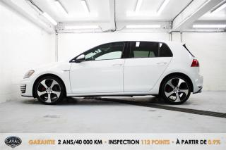 Used 2015 Volkswagen Golf GTI UN A/C for sale in Québec, QC