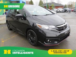 Used 2018 Honda Fit SPORT AUT A/C MAGS for sale in St-Léonard, QC