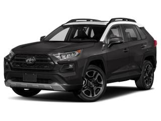 New 2019 Toyota RAV4 TRAIL for sale in Fredericton, NB