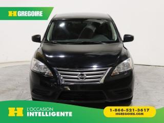 Used 2014 Nissan Sentra SV A/C GR ELECT for sale in St-Léonard, QC