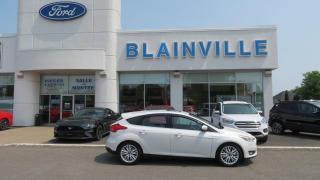 Used 2015 Ford Focus Titanium for sale in Blainville, QC
