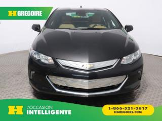 Used 2017 Chevrolet Volt PREMIER A/C CUIR NAV for sale in St-Léonard, QC