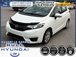 Used 2015 Honda Fit Lx, Spacieuse for sale in Gatineau, QC