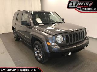 Used 2015 Jeep Patriot for sale in Lethbridge, AB