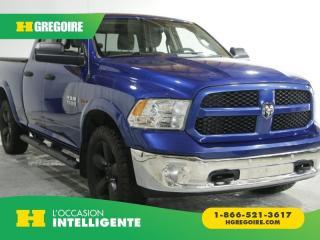 Used 2016 RAM 1500 OUTDOORSMAN 4X4 A/C for sale in St-Léonard, QC