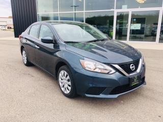 Used 2018 Nissan Sentra 1.8 SV Bluetooth, Heated Seats for sale in Ingersoll, ON