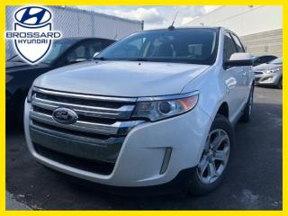 Used 2013 Ford Edge SEL CUIR TOIT NAV for sale in Brossard, QC