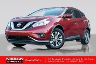 Used 2016 Nissan Murano SV AWD NAVIGATION / CAMERA DE RECUL / SIEGE CHAUFFANT / TOIT PANORAMIQUE for sale in Montréal, QC