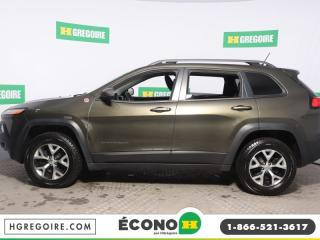 Used 2014 Jeep Cherokee AWD for sale in St-Léonard, QC