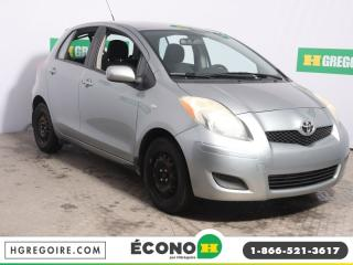 Used 2009 Toyota Yaris LE A/C GR ELECT for sale in St-Léonard, QC