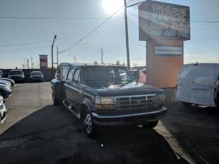 Used 1995 Ford F-350 XLT***DUALLY**7.3L V8 DIESEL**RUNS GREAT**AS IS for sale in London, ON