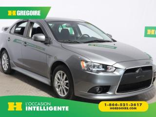 Used 2015 Mitsubishi Lancer SE A/C GR ELECT MAGS for sale in St-Léonard, QC