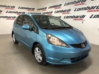 Used 2014 Honda Fit LX/AUTO./JAMAIS ACCIDENTÉ for sale in Montréal, QC