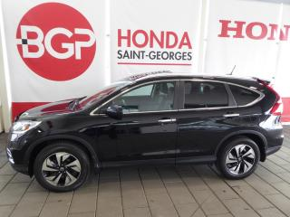 Used 2015 Honda CR-V VUS for sale in St-Georges, QC