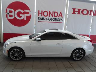Used 2015 Cadillac ATS Ats4 3.6 for sale in St-Georges, QC