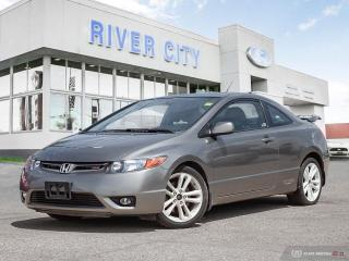 Used 2008 Honda Civic SI for sale in Winnipeg, MB