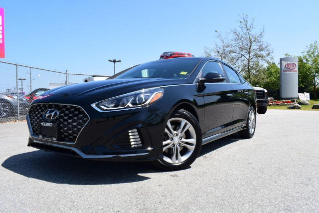 2018 Hyundai Sonata SPORT/LIMITED/SEL AUTO/ROOF/PL/PW/AC/HS/CAM