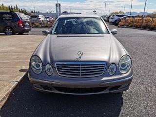 Used 2003 Mercedes-Benz E-Class Base + Cuir for sale in Ste-Julie, QC