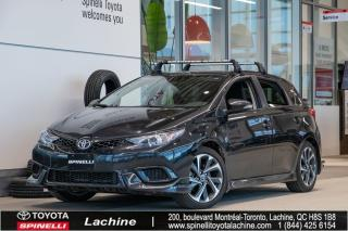 Used 2018 Toyota Corolla iM Base A/c for sale in Lachine, QC