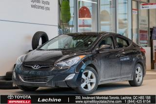 Used 2013 Hyundai Elantra GLS A/C for sale in Lachine, QC