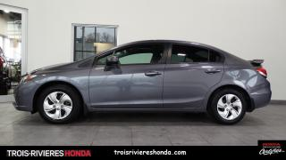 Used 2014 Honda Civic EX for sale in Trois-Rivières, QC