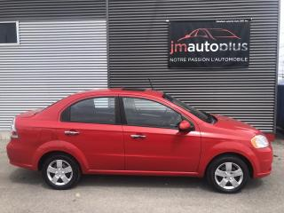 Used 2010 Chevrolet Aveo AVEO LT BERLINE 2010 for sale in Québec, QC