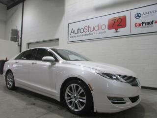 Used 2013 Lincoln MKZ V6 AWD **NAVI**TOIT**CUIR**MAGS**PUSH ST for sale in Mirabel, QC
