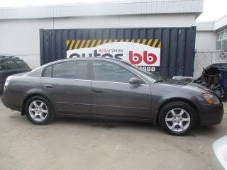 Used 2005 Nissan Altima for sale in Laval, QC