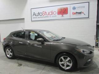 Used 2014 Mazda MAZDA3 GX-SKY Sport **6 VIT.**MAGS**PUSH START* for sale in Mirabel, QC
