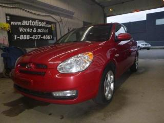 Used 2011 Hyundai Accent L Sport toit  5 vit $28.94/sem+taxes for sale in St-Raymond, QC