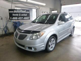 Used 2006 Pontiac Vibe for sale in St-Raymond, QC