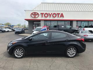 Used 2015 Hyundai Elantra GL Sport auto ALLOYS MOONROOF SPOLIER for sale in Cambridge, ON